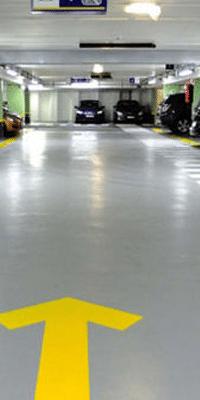 zelfroosteren interparking parkeergarage personeel
