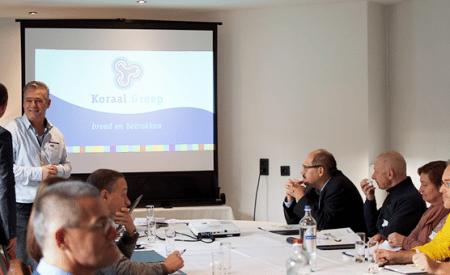 dehora innovatie gezondheidszorg planning medewerkers
