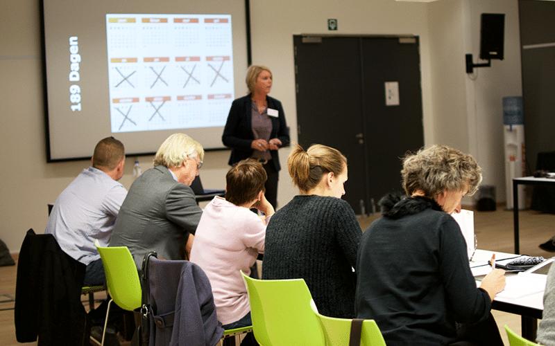 ontmoeting planners netwerkbijeenkomst plan! workforce