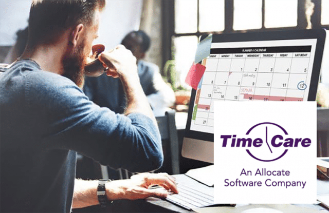 Time Care personeelsplanning software met Déhora