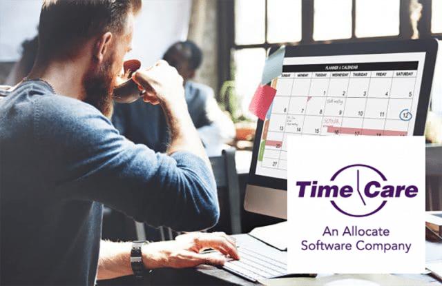 Time Care personeelsplanning software met Déhora