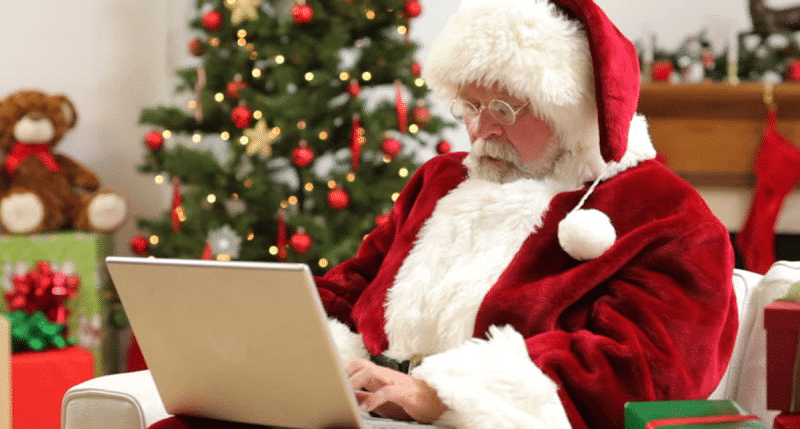 kerstman déhora