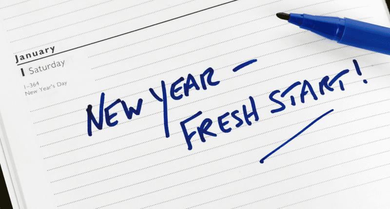 nieuwjaar nieuwe planning