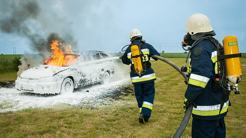 brandweer wachtdiensten