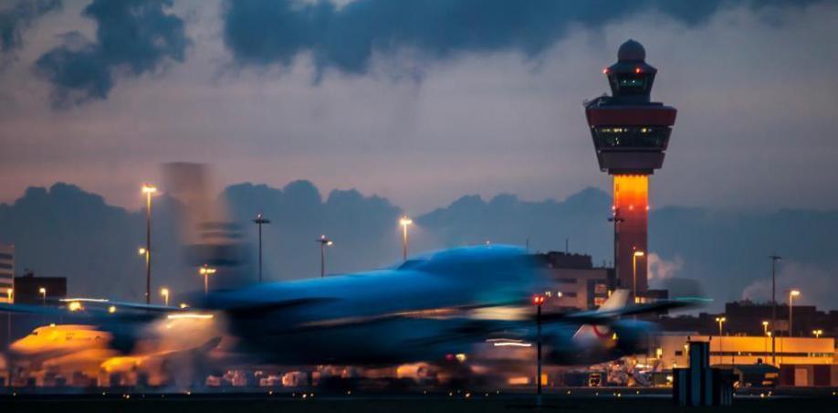luchthaven schiphol nachtdienst