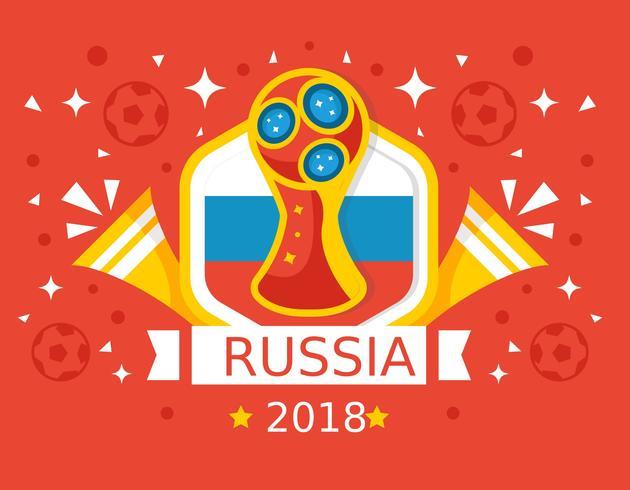 vector wereldkampioenschap voetbal