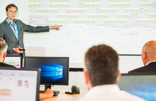 software personeelsplanning training