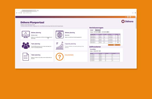 online personeelsplanning werkroosters