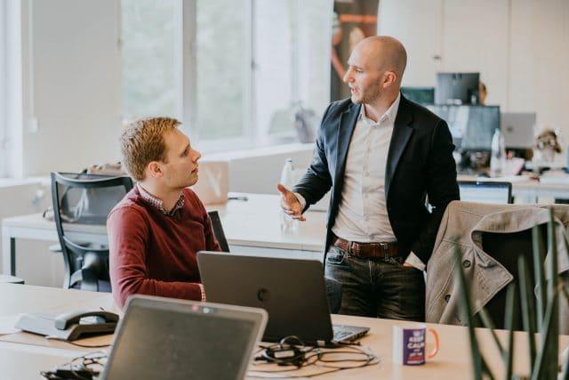 kevin en soren workforce management bij déhora