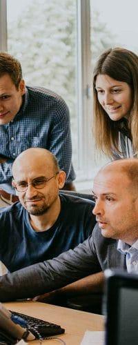 softwareteam van Déhora