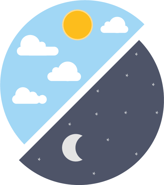 onregelmatige werktijden dag nacht gezondheid