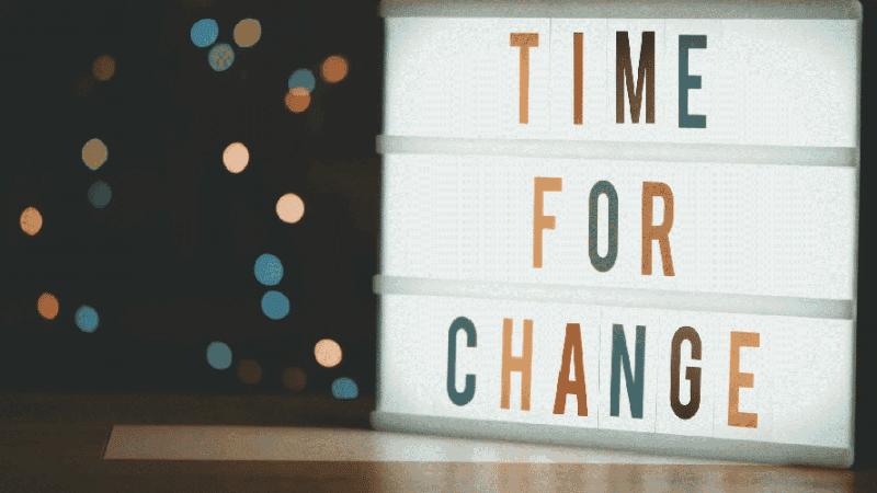 verandering zelfroosteren
