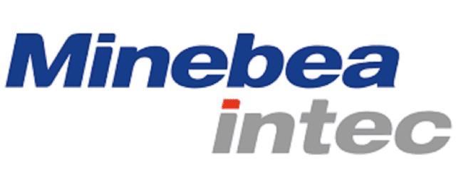Logo Minebea vacature